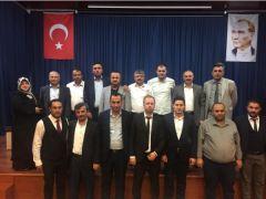 EĞİTİM BİR-SEN'DE DEMOKRASİ KAZANDI-YENİ BAŞKAN ÖZTÜRK