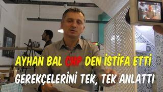 Bal'dan istifa sonrası gündemi sarsacak bomba gibi açıklamalar